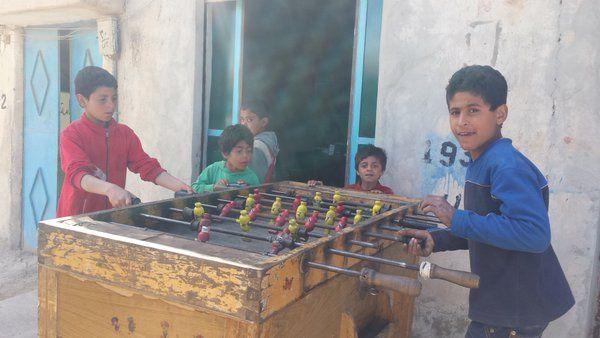 Chaddadeh en Syrie libérée par les Kurdes