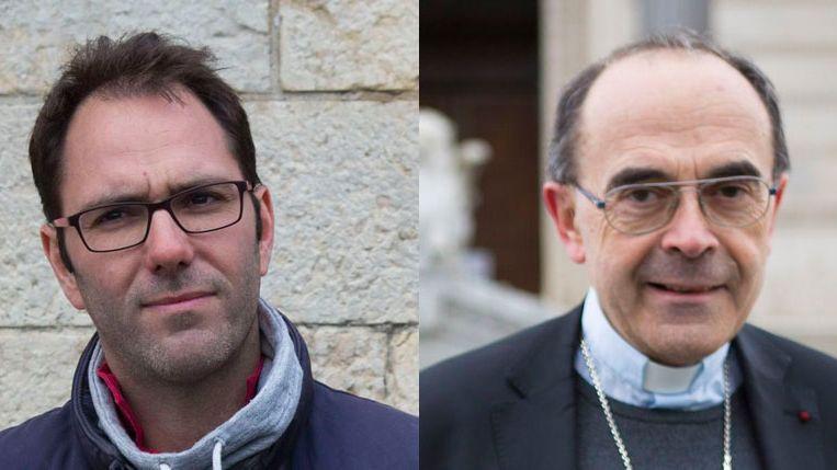 """Pour F.Devaux les propos de Mgr Barbarin sont """"affligeants"""""""