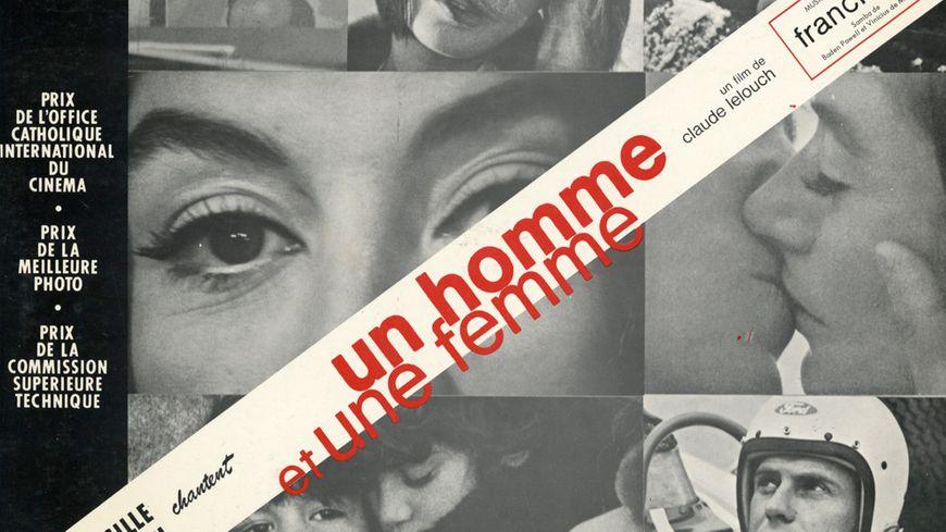 Pochette disque Un homme une femme © AZ
