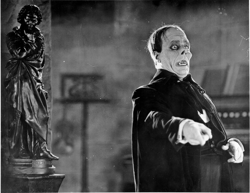 Lon Chaney Phantom of the opera