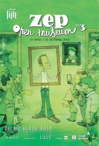 L'openmuseum #3 à Lille