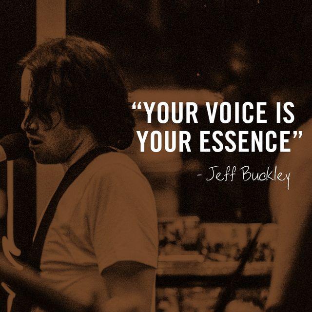 Jeff Buckley un album You and I