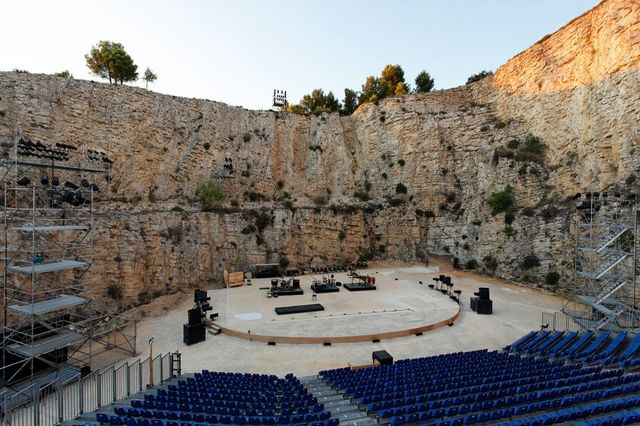 Avignon 2016: la carrière Boulbon va rouvrir !