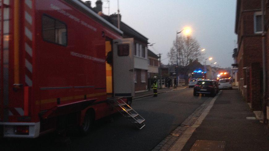 Ce samedi à Sotteville-lès-Rouen un incendie a fait 3 morts.