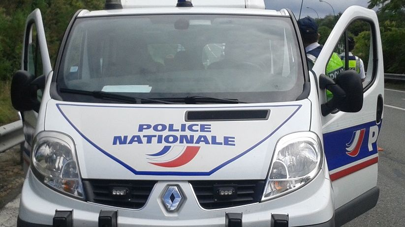 Un fourgon de police (photo d'illustration)