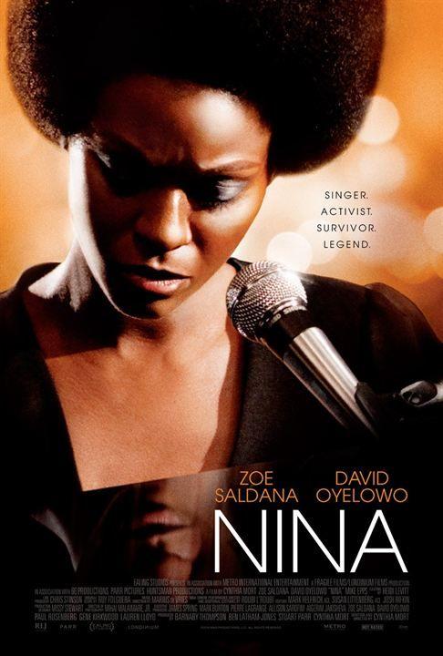 """Nina"", le biopic de Nina Simone qui fait polémique"