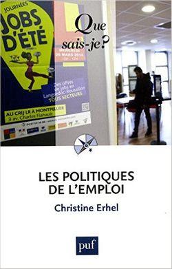 """Couverture du """"Que sais-je"""" de Christine Erhel"""