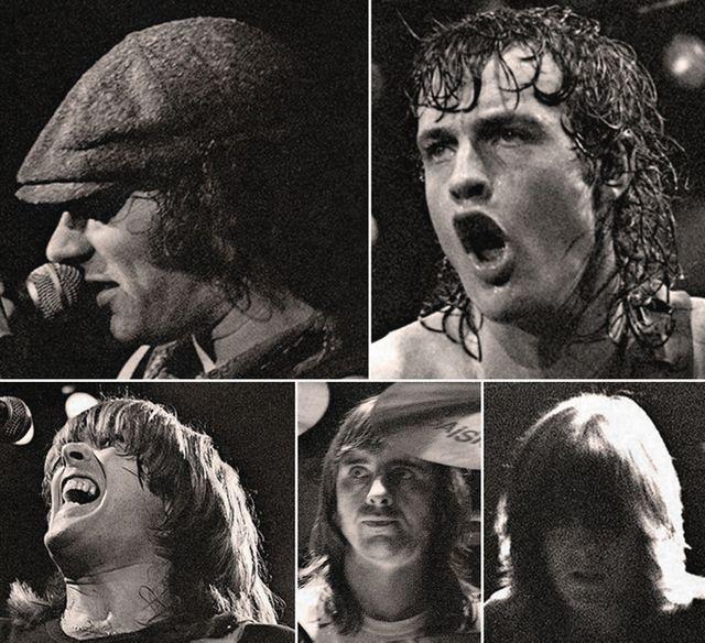 Le chanteur d'AC/DC menacé de surdité