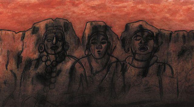 L'Esprit Rouge, Maximilien Leroy et Zéphir