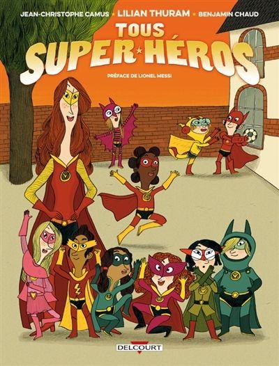 BD super héros