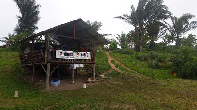 L'association Aides s'installe dans un kampoe