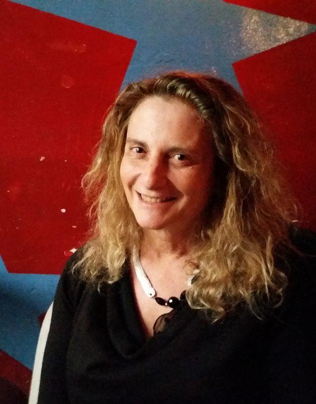 Rose-Marie Farinella, professeur des écoles