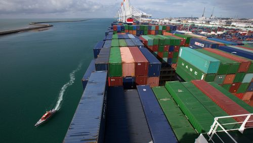Épisode 2 : Un cargo à la mer: dominer le commerce mondial