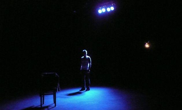 Entrée en scène de Paul Van Mulder à la Maison des Métallos