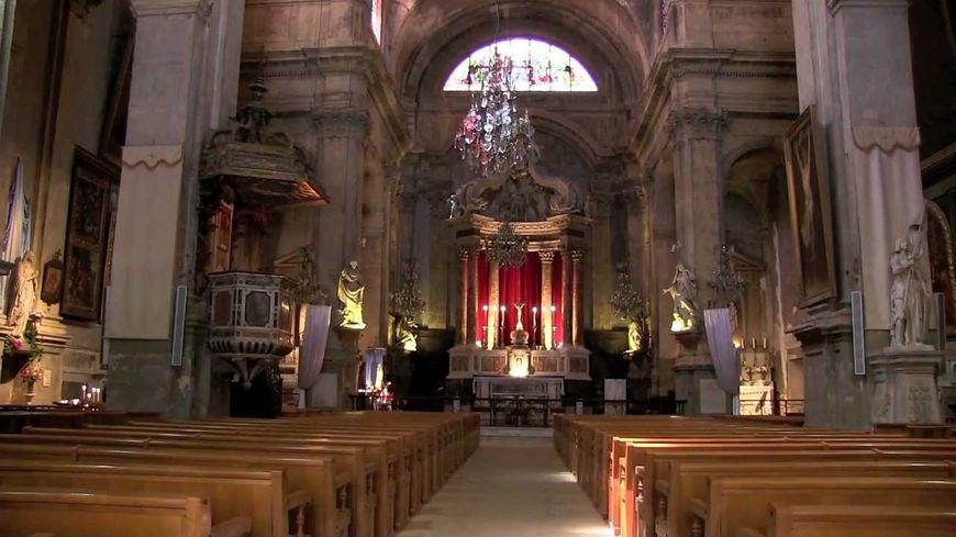 Eglise Saint-Esprit à Aix