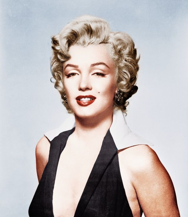 L'actrice Marilyn Monroe