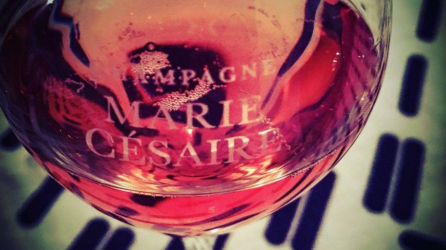 Les premières bouteilles de Marie Césaire vendues ce 16 mars