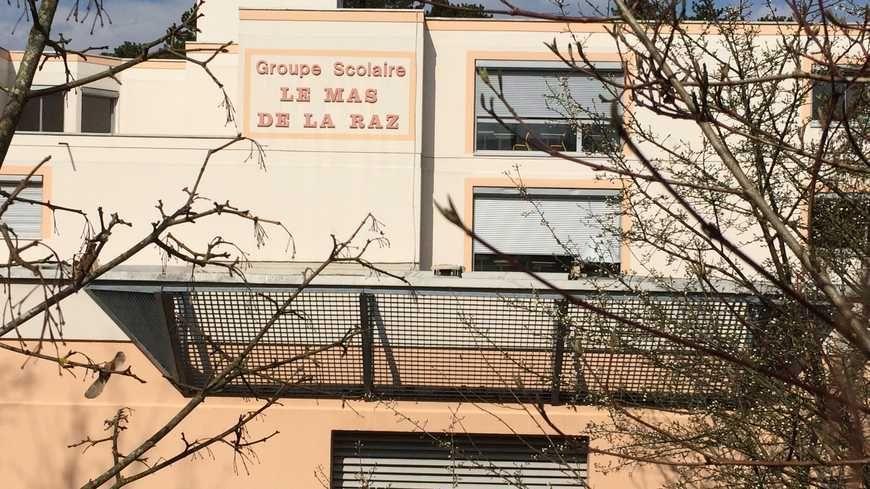 L'école primaire du Mas de la Raz à Villefontaine, en Isère