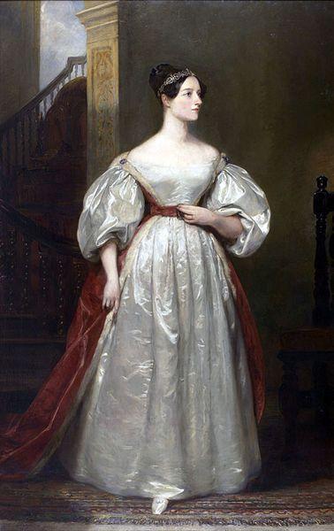 Portrait d'Ada Lovelace