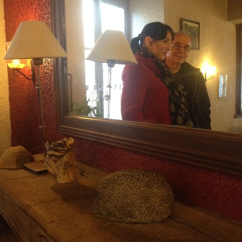 Marie et Yves, habitants de Hérisson et ses alentours, ne manquent aucune représ