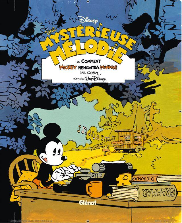 Une mystérieuse mélodie, ou comment Micky rencontra Minnie