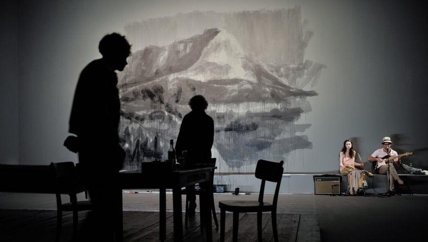 La Mouette, mis en scène par Thomas Ostermeier