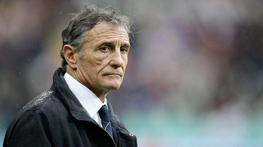 Guy Novès, sélectionneur du XV de France