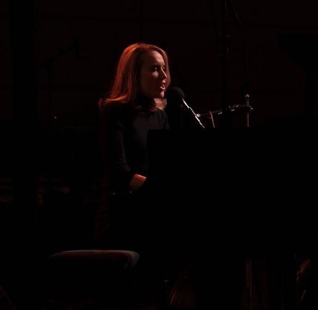 Sarah McKenzie chante That's it I quit pour Partons en live