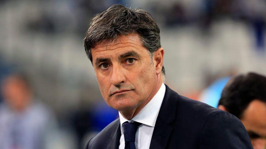 L'espagnol Michel a été démis de ses fonctions d'entraîneur de l'OM