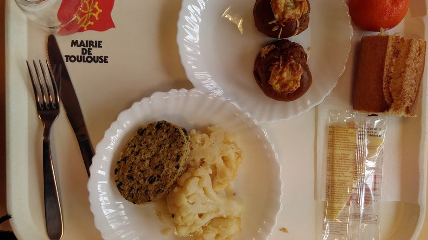 32 000 repas sont servis quotidiennement dans les écoles toulousaines