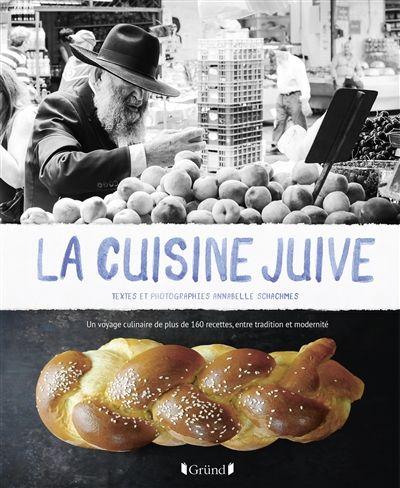 livre cuisine juive