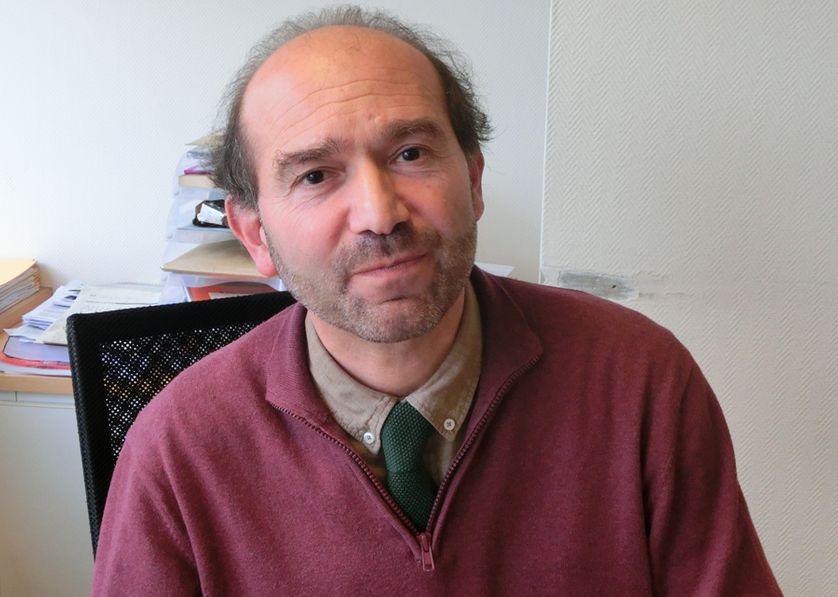 Philippe Gaudin, directeur adj de l'institut européen en sciences des religions