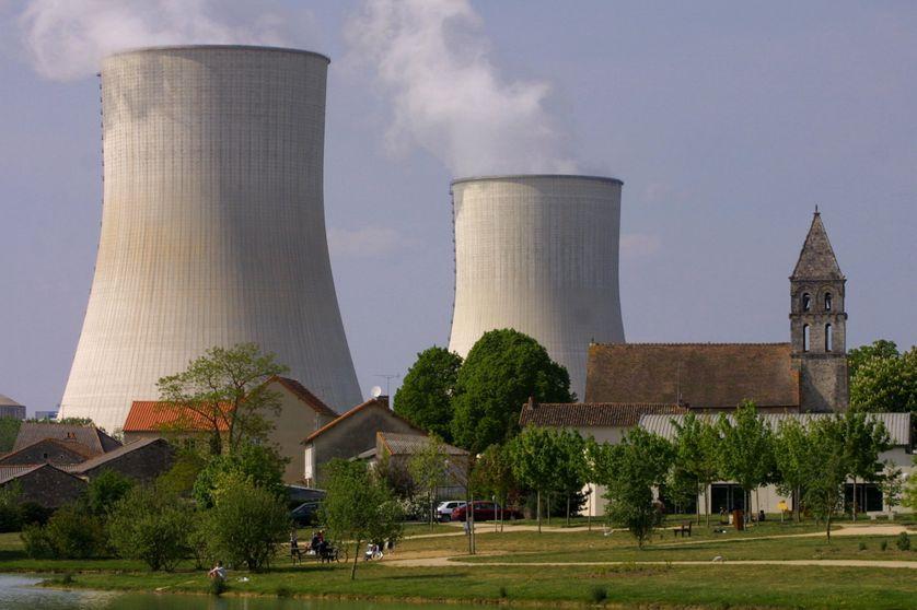 La centrale nucléaire de Civaux