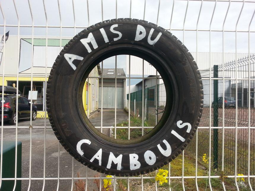 Le garage solidaire se trouve au 51 avenue de Blossac, à Saint-Maixent-l'Ecole