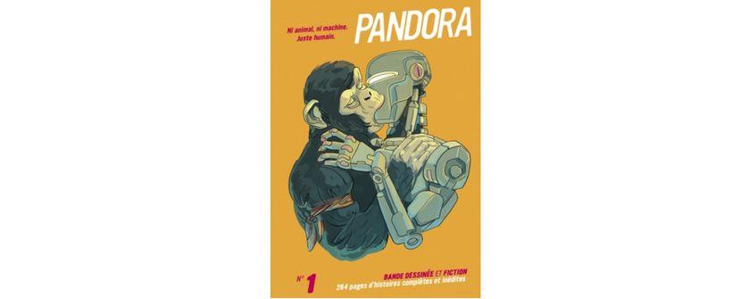 Pandora Casterman