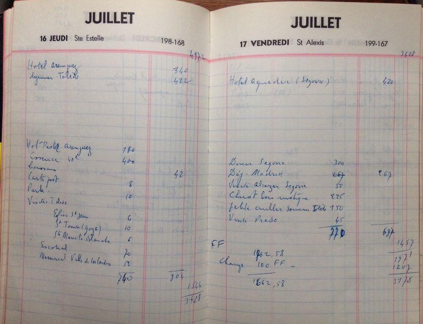 16-17 juillet 1964