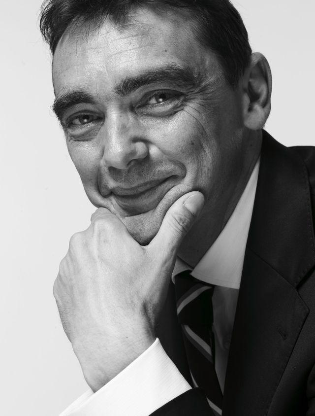 Fabrice Abraham, directeur général du réseau Guy Hoquet