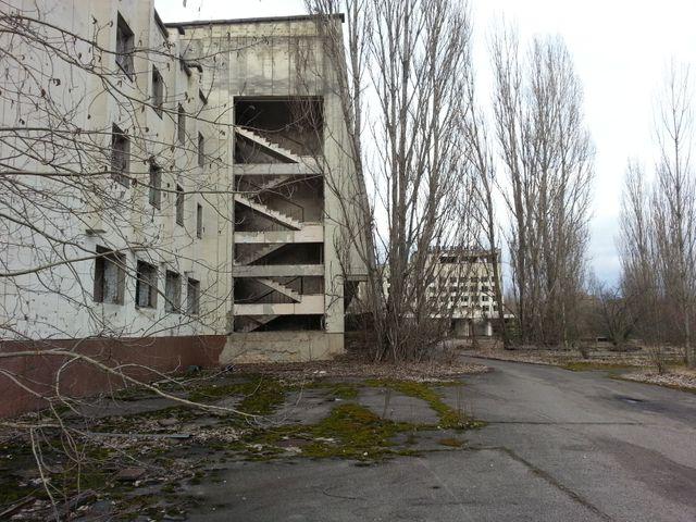 Tchernobyl : Pripiat ville fantôme