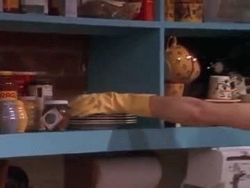 """Monica Geller dans """"Friends"""""""