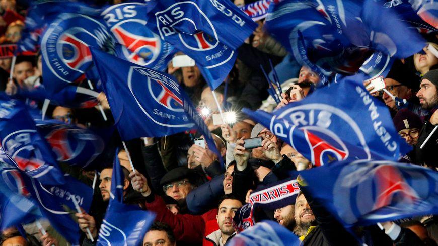 PSG vs Monaco, les supporters parisiens 2003-2016