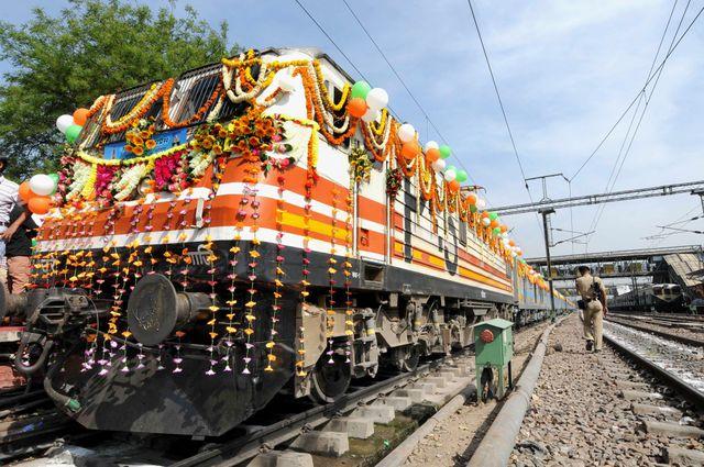 The Gatimaan Express