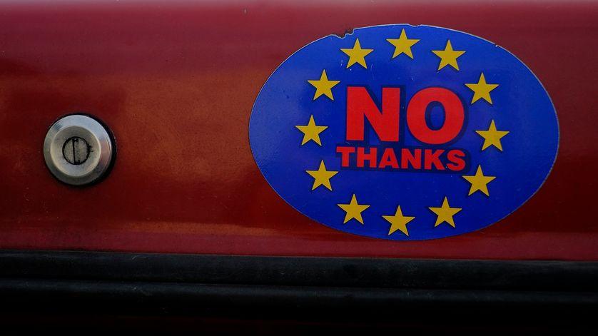Europe : non merci !