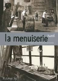 La Menuiserie, Chronique d'une fermeture annoncée, aux éditions Futuropolis.