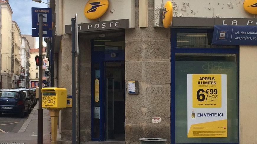 Saint Étienne fermeture de deux bureaux de poste en centre ville