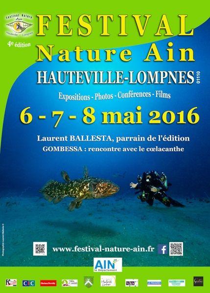 Festival Nature dans l'Ain