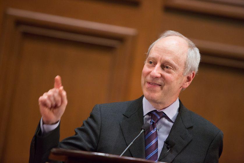 Michael Sandel en 2013