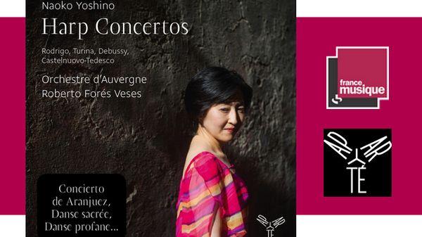 Harp Concertos - Naoko Yoshino