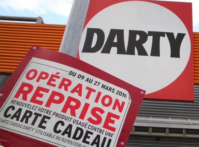 Darty, une entreprise en crise mais une marque très prisée.