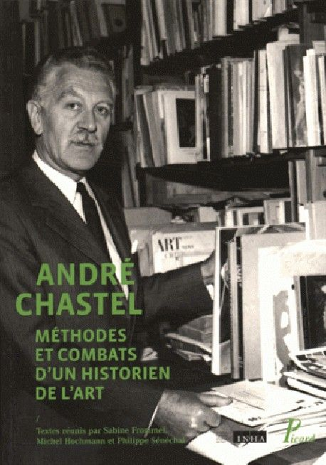Couverture de l'ouvrage d'André Chastel