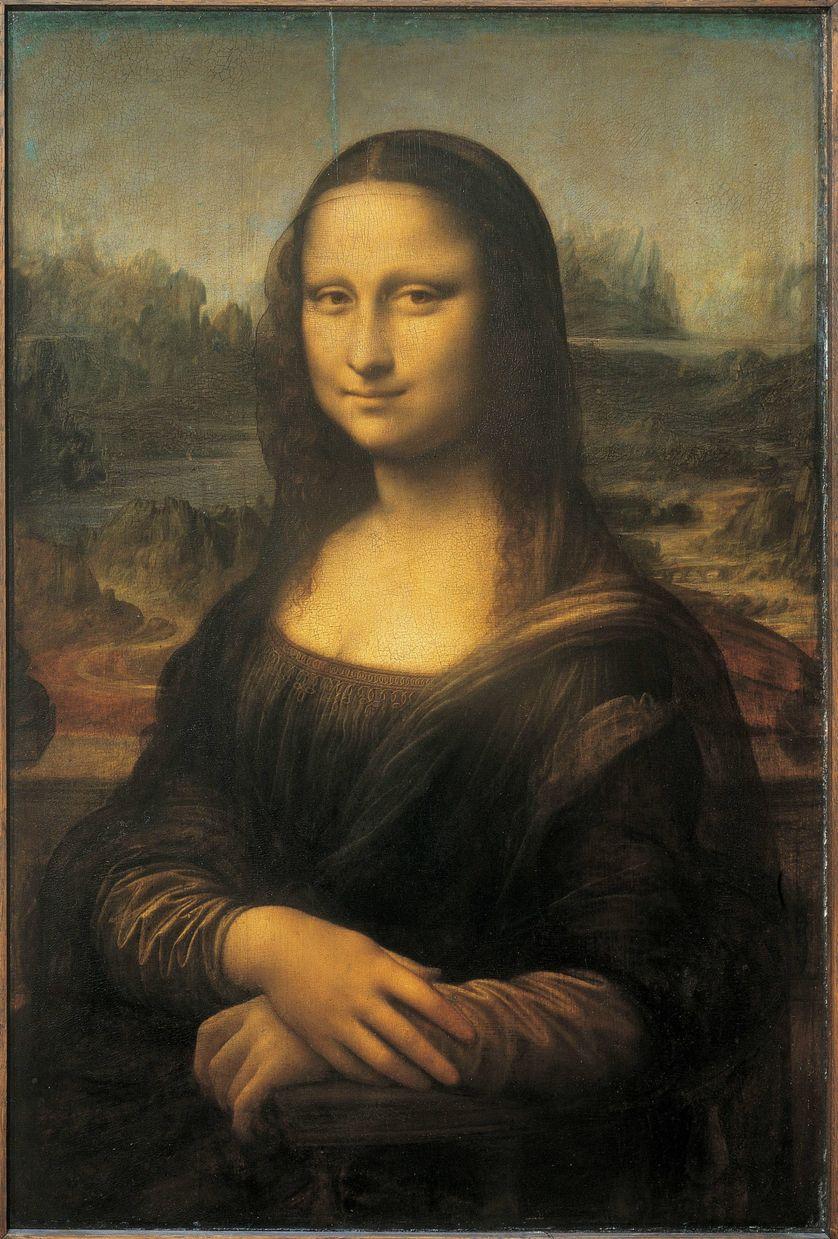 La Joconde Musée du Louvre